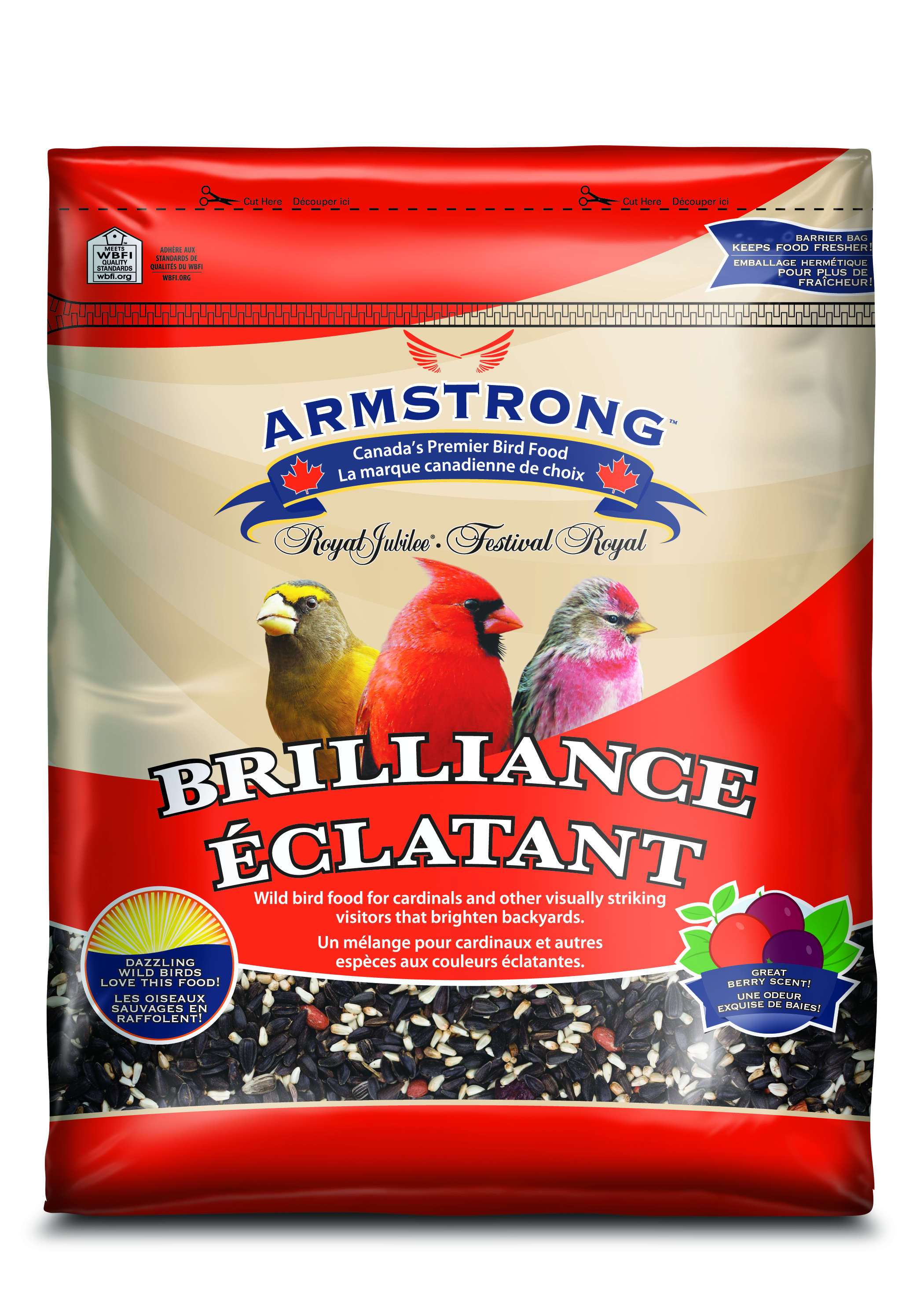 300-920 Armstrong Royal Jubilee Brilliance 2.27KG 3D 7 76947 432272