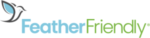 Feather Friendly - logo